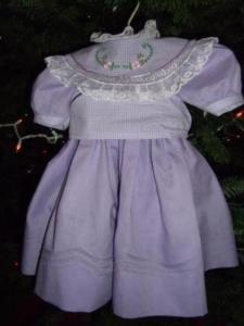 doll_baby dress
