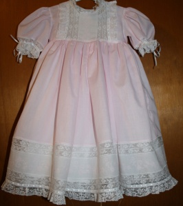 Pink Heirloom Fancy Dress